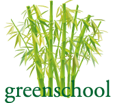 Green School Baum